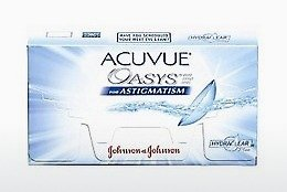 Lensa kontak Johnson & Johnson ACUVUE ADVANCE for ASTIGMATISM AGT-6P-REV