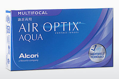 Lensa kontak Alcon AIR OPTIX AQUA MULTIFOCAL (AIR OPTIX AQUA MULTIFOCAL AOM6H)