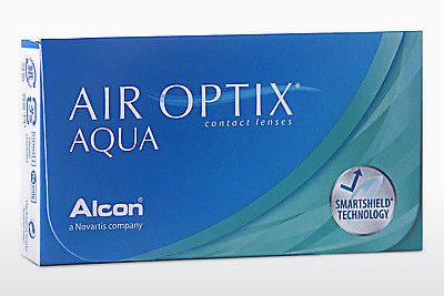 Lensa kontak Alcon AIR OPTIX AQUA (AIR OPTIX AQUA AOA6)