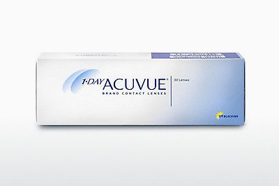 Lensa kontak Johnson & Johnson 1 DAY ACUVUE 1D2-90P-REV