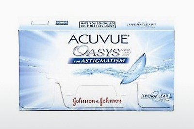 Lensa kontak Johnson & Johnson ACUVUE ADVANCE for ASTIGMATISM (ACUVUE ADVANCE for ASTIGMATISM AGT-6P-REV)
