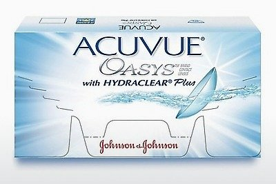 Lensa kontak Johnson & Johnson ACUVUE OASYS for ASTIGMATISM CYP-12P-REV