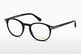 Kacamata Tom Ford FT5294 001 - Hitam, Shiny