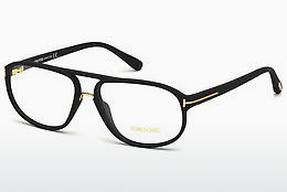 Kacamata Tom Ford FT5296 002 - Hitam, Matt