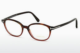 Kacamata Tom Ford FT5391 054 - Merah, Coklat, Havanna