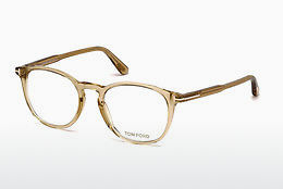 Kacamata Tom Ford FT5401 045 - Coklat, Bright, Shiny