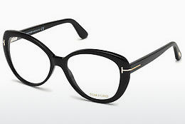Kacamata Tom Ford FT5492 001 - Hitam, Shiny