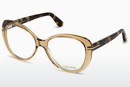 Kacamata Tom Ford FT5492 045 - Coklat, Bright, Shiny