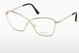 Kacamata Tom Ford FT5518 028 - Keemasan