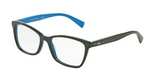 Dolce & Gabbana DG3245 3006 TOP WOOD/GOLD/AZURE
