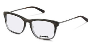Jil Sander J4011 C brown grey gradient, gun