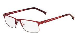 Lacoste L2122 615 SATIN RED