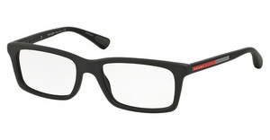 Prada Sport PS 02CV TFZ1O1 GREY RUBBER