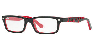 Ray-Ban Junior RY1535 3573 TOP BLACK ON RED