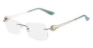 Salvatore Ferragamo SF2128R 081 LIGHT GUNMETAL