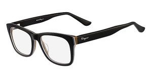 Salvatore Ferragamo SF2693 009 BLACK/BROWN