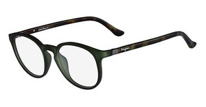 Salvatore Ferragamo SF2724 337 MATTE GREEN