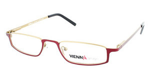 Vienna Design UN452 01 matt red-matt gold