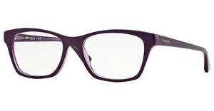 Vogue VO2714 1887 TOP DARK VIOLET/VIOLET TRANSP