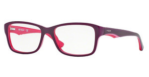 Vogue VO2883 2227 DARK VIOLET/PINK/CYCLAMEN
