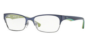 Vogue VO3918 548 GREEN/BRUSHED GUNMETAL