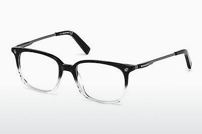 Kacamata Dsquared DQ5198 003 - Hitam, Transparent