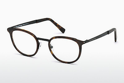 Kacamata Ermenegildo Zegna EZ5048 053 - Havanna, Yellow, Blond, Brown