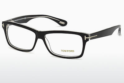 Kacamata Tom Ford FT5146 003 - Hitam, Transparent