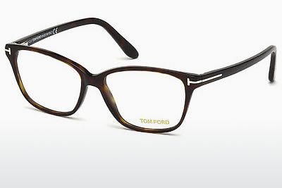 Kacamata Tom Ford FT5293 052 - Coklat, Dark, Havana