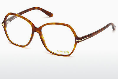 Kacamata Tom Ford FT5300 053 - Havanna, Yellow, Blond, Brown