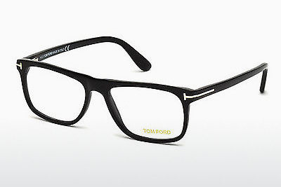 Kacamata Tom Ford FT5303 002 - Hitam, Matt