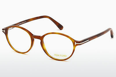 Kacamata Tom Ford FT5305 053 - Havanna, Yellow, Blond, Brown