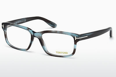 Kacamata Tom Ford FT5313 086 - Biru, Azurblue