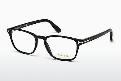 Kacamata Tom Ford FT5355 001 - Hitam, Shiny