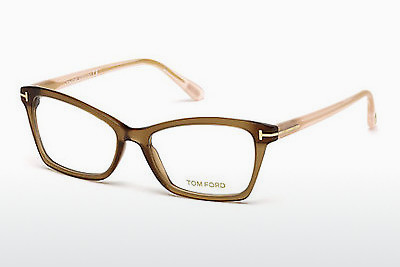 Kacamata Tom Ford FT5357 048 - Coklat, Dark, Shiny