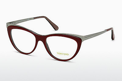 Kacamata Tom Ford FT5373 071 - Merah marun, Bordeaux
