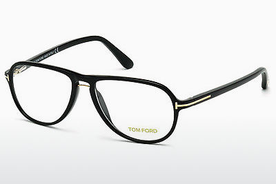 Kacamata Tom Ford FT5380 001 - Hitam