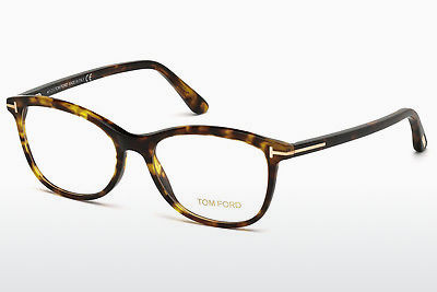 Kacamata Tom Ford FT5388 052 - Coklat, Dark, Havana