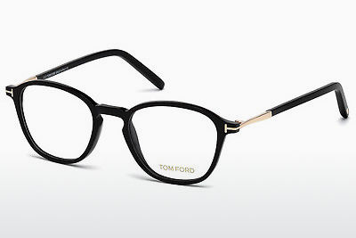 Kacamata Tom Ford FT5397 001 - Hitam, Shiny