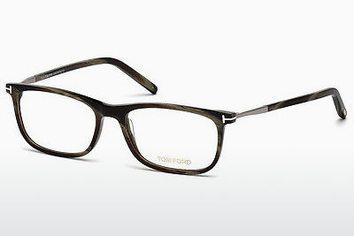 Kacamata Tom Ford FT5398 061 - Hijau, Horn