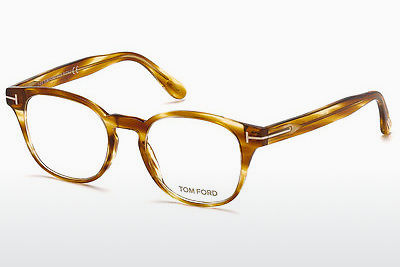 Kacamata Tom Ford FT5400 053 - Coklat, Havanna, Kuning