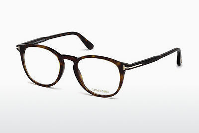 Kacamata Tom Ford FT5401 052 - Coklat, Dark, Havana