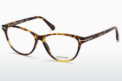 Kacamata Tom Ford FT5402 053 - Havanna, Yellow, Blond, Brown