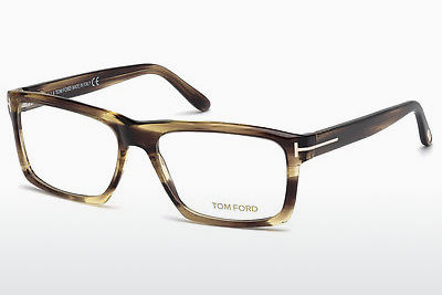 Kacamata Tom Ford FT5434 048 - Coklat, Dark, Shiny