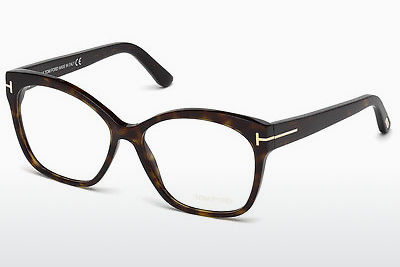 Kacamata Tom Ford FT5435 052 - Coklat, Dark, Havana