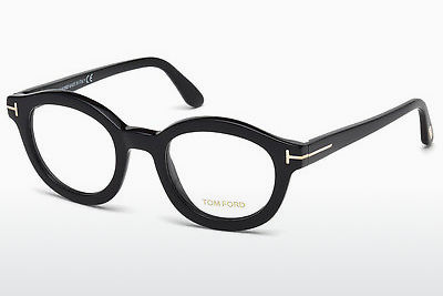 Kacamata Tom Ford FT5460 001 - Hitam, Shiny