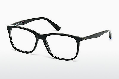 Kacamata Web Eyewear WE5180 001 - Hitam, Shiny