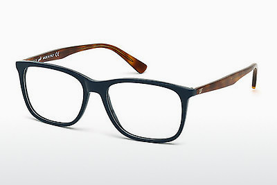 Kacamata Web Eyewear WE5180 091 - Biru, Matt