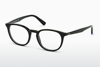 Kacamata Web Eyewear WE5181 001 - Hitam, Shiny