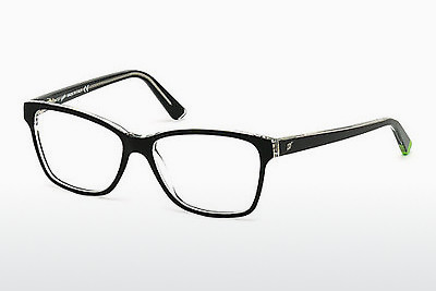 Kacamata Web Eyewear WE5182 003 - Hitam, Transparent
